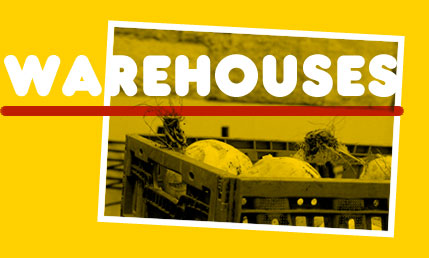 Power of Giving Warehouses